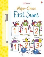 Wipe-Clean First Sums - Wipe-Clean (Paperback)