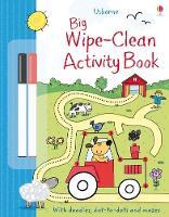 Big Wipe Clean Activity Book - Wipe-Clean (Paperback)