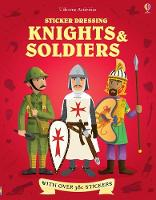 Sticker Dressing: Knights & Soldiers bind up - Sticker Dressing (Paperback)