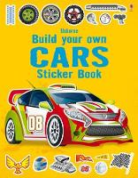 Build your own Cars Sticker book - Build Your Own Sticker Book (Paperback)