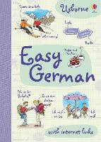 Easy German - Easy Languages (Paperback)