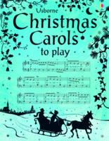 Christmas Carols - Usborne Music Books (Spiral bound)