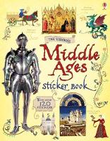 Middle Ages Sticker Book - Information Sticker Books (Paperback)