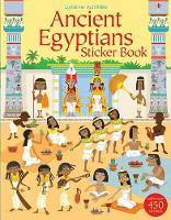Ancient Egyptians Sticker Book - Sticker Books (Paperback)