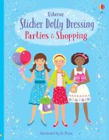 Sticker Dolly Dressing Parties & Shopping - Sticker Dolly Dressing (Paperback)