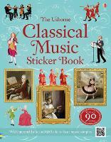 Classical Music Sticker Book (Paperback)