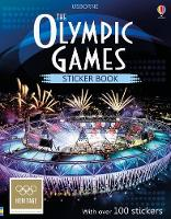 The Olympic Games Sticker Book - Information Sticker Books (Paperback)