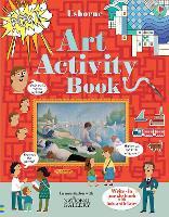 Art Activity Book (Paperback)