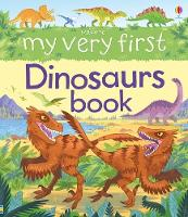 My Very First Dinosaurs Book - My First Books (Board book)