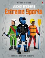 Sticker Dressing Extreme Sports - Sticker Dressing (Paperback)