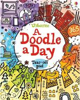 A Doodle a Day - Tear-off Pads (Paperback)