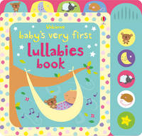 Baby's Very First Lullabies Book - Baby's Very First Books (Board book)