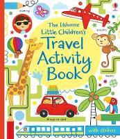 Little Children's Travel Activity Book - Little Children's Activity Books (Paperback)