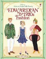 Historical Sticker Dolly Dressing Edwardian & 1920s Fashion - Historical Sticker Dolly Dressing (Paperback)