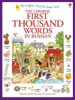 First Thousand Words in Russian - First Thousand Words (Paperback)