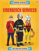 Sticker Dressing Emergency Services - Sticker Dressing (Paperback)