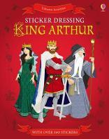 Sticker Dressing King Arthur - Sticker Dressing (Paperback)