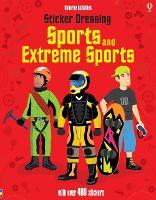 Sticker Dressing Sports & Extreme Sports - Sticker Dressing (Paperback)