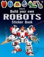 Build Your Own Robots Sticker Book - Build Your Own Sticker Book (Paperback)