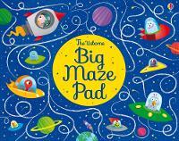 Big Maze Pad - Tear-off Pads (Paperback)