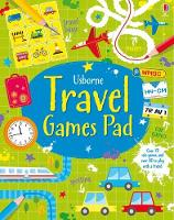 Travel Games Pad (Paperback)