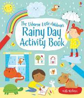 Little Children's Rainy Day Activity book - Little Children's Activity Books (Paperback)