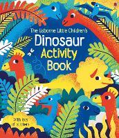 Little Children's Dinosaur Activity Book - Little Children's Activity Books (Paperback)