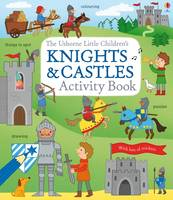 Little Children's Knights and Castles Activity Book - Little Children's Activity Books (Paperback)