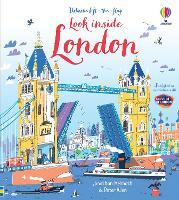 Look Inside London - Look Inside (Board book)