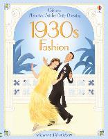 Historical Sticker Dolly Dressing 1930s Fashion - Historical Sticker Dolly Dressing (Paperback)