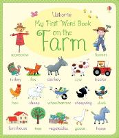 My First Word Book On the Farm - My First Word Book (Board book)