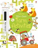 Wipe-clean Farm Activities - Wipe-clean Activities (Paperback)