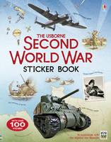 Second World War Sticker Book - Information Sticker Books (Paperback)