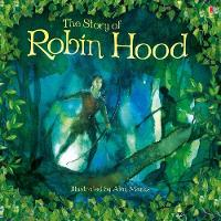 Story of Robin Hood - Picture Books (Paperback)