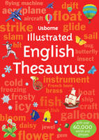 Illustrated English Thesaurus - Illustrated Dictionaries and Thesauruses (Paperback)