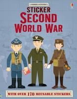 Sticker Second World War - Sticker Dressing (Paperback)