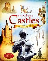 Castles Sticker Book (Paperback)