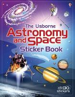 Astronomy and Space Sticker Book (Paperback)