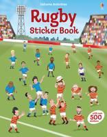 Rugby Sticker book (Paperback)