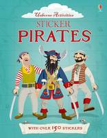 Sticker Pirates - Sticker Dressing (Paperback)