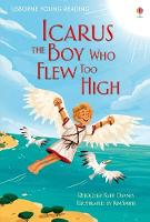 Icarus, The Boy Who Flew Too High - 3.1 Young Reading Series One (Red) (Hardback)