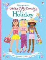 Sticker Dolly Dressing Holiday - Sticker Dolly Dressing (Paperback)