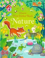 First Sticker Book Nature - First Sticker Books (Paperback)