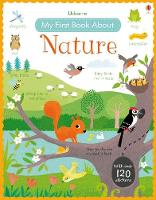 My First Book About Nature - My First Books (Paperback)