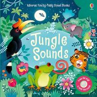 Jungle Sounds - Usborne Sound Books (Board book)