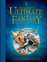 Usborne Ultimate Fantasy Puzzle Book - Fantasy Puzzle Books (Hardback)
