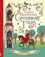 Illustrated Canterbury Tales - Illustrated Stories (Hardback)