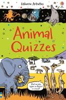 Animal Quizzes - Activity and Puzzle Books (Paperback)