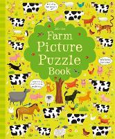 Farm Picture Puzzle Book (Hardback)