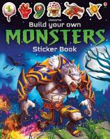 Build Your Own Monsters Sticker Book - Build Your Own Sticker Book (Paperback)